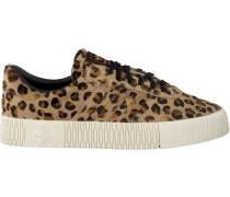 Schwarze Adidas Sneaker Sambarose WMN