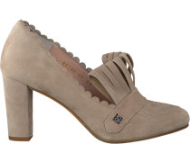 Taupe Pumps 85190