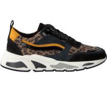 Schwarze PS Poelman Sneaker 5614