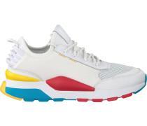 Weiße Puma Sneaker Rs-0 Play Dames