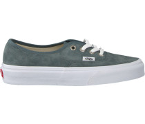 Graue Vans Sneaker Authentic Authentic