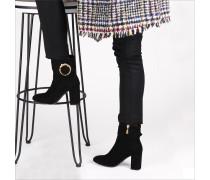 Schwarze Fabienne Chapot Stiefeletten Ruby Boot