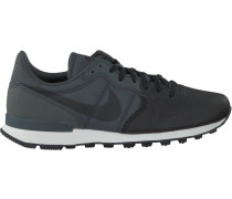 Schwarze Nike Sneaker Internationalist Premium