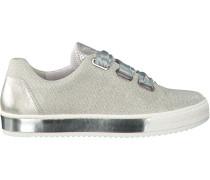 Silberne Gabor Sneaker 505