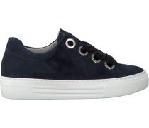 Blaue Gabor Sneaker 464
