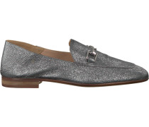 Silberne Unisa Loafer Durito