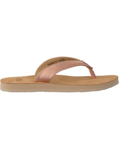 gold UGG shoe Tawney Metallic