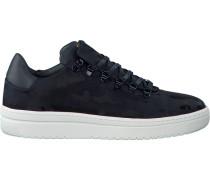 Blaue Nubikk Sneaker Yeye Camo Woman