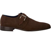 Braune Greve Business Schuhe Fiorano TOP