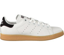 Weiße Adidas Sneaker Stan Smith Dames