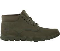 Grüne Timberland Sneaker Bradstreet Chukka Leather