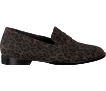 Graue Gabor Loafer 444