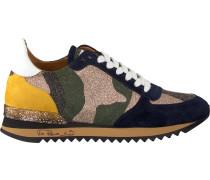 Blaue Via Roma 15 Sneaker 2462