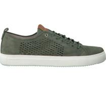 Grüne Blackstone Sneaker Pm50