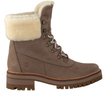 Taupe Schnürboots Courmayeur Valley Shear