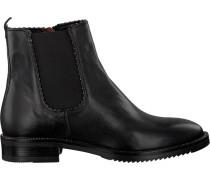 Schwarze Mjus Chelsea Boots 108216