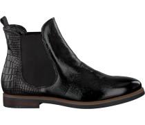 Schwarze Omoda Chelsea Boots 54A005