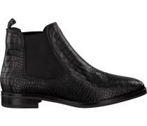 Schwarze Omoda Chelsea Boots 52B003