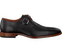 Schwarze Van Lier Business Schuhe 3486