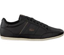 Schwarze Lacoste Sneaker Chaymon 319