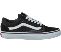 Schwarze Vans Sneaker Old Skool Old Skool