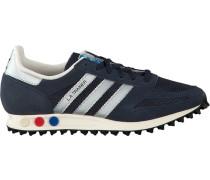 Blaue Adidas Sneaker LA Trainer OG Heren