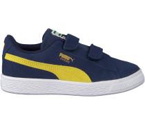 Blaue Puma Sneaker Suede Classic Inf