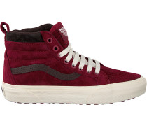 Rote Vans Sneaker Ua Sk8-hi Mte Women