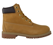Camelfarbene Timberland Ankle Boots 6in Prem Rust
