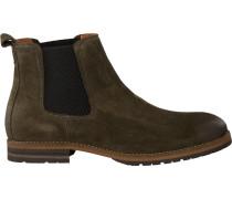 Grüne Omoda Ankle Boots Minfusa610.03Omo