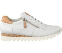 Weiße Paul Green Sneaker 4485