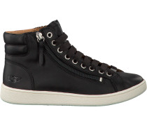 Schwarze UGG Sneaker Olive