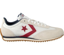 Weiße Ballerinas ALL Star Trainer OX White/gar
