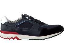 Blaue Floris Van Bommel Sneaker 16220