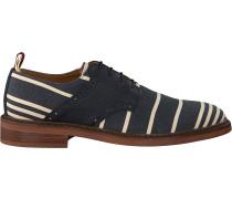 Blaue Scotch & Soda Business Schuhe Merapi