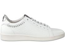 Weiße Floris van Bommel Sneaker 85251