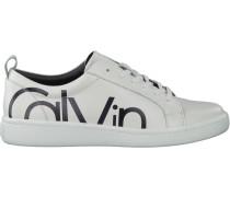 Weiße Calvin Klein Sneaker Danya