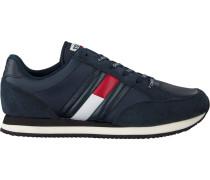 Schwarze Sneaker RWB Casual Retro Sneaker