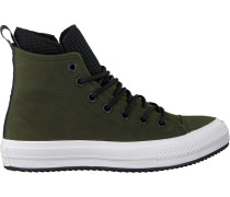Grüne Sneaker Chuck Taylor ALL Star WP Boot