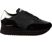 Schwarze Crime London Sneaker 25501