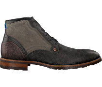 Graue Rehab Business Schuhe Lennon Kris Kros
