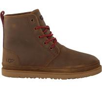 Braune Ugg Ankle Boots Harkley Waterproof