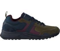 Blaue Tommy Hilfiger Sneaker Fashion Mix Sneaker