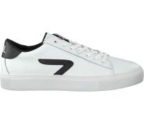 Weiße HUB Sneaker Low Hook-z
