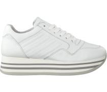 Weiße Via Vai Sneaker 5005090