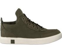 Grüne Timberland Sneaker Amherst High TOP Chukka