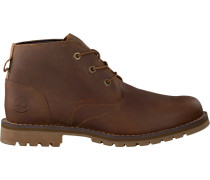Braune Ankle Boots Larchmont WP Chukka MED