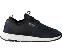 Blaue Hugo Boss Sneaker Titanium Runn ACT