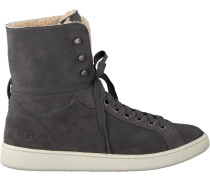 Graue UGG Ankle Boots Starlyn