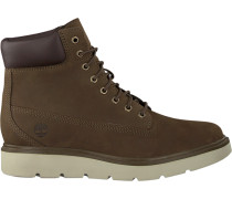 Grüne Timberland Schnürboots Kenniston 6IN Lace UP